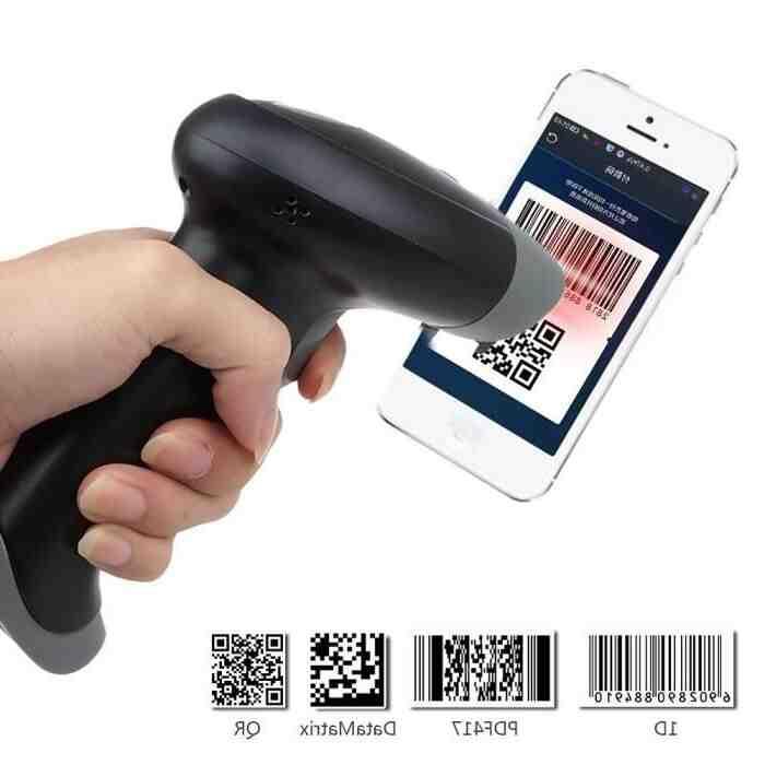 Douchette code barre : scanner un code à barre ou un QR Code facilement