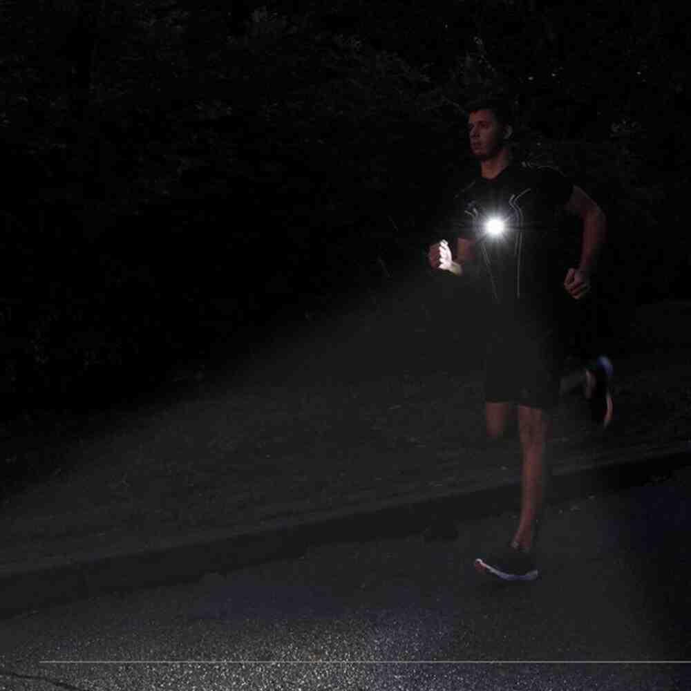 Quel éclairage pour courir la nuit ?