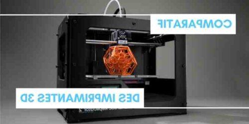 Quelle est la meilleure imprimante 3D ?