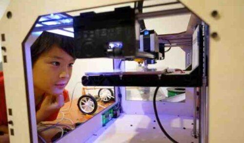 Quelle est l'imprimante 3D la plus rapide ?