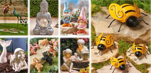 Comment choisir une statue de jardin ?